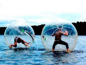 Funballz på vandet